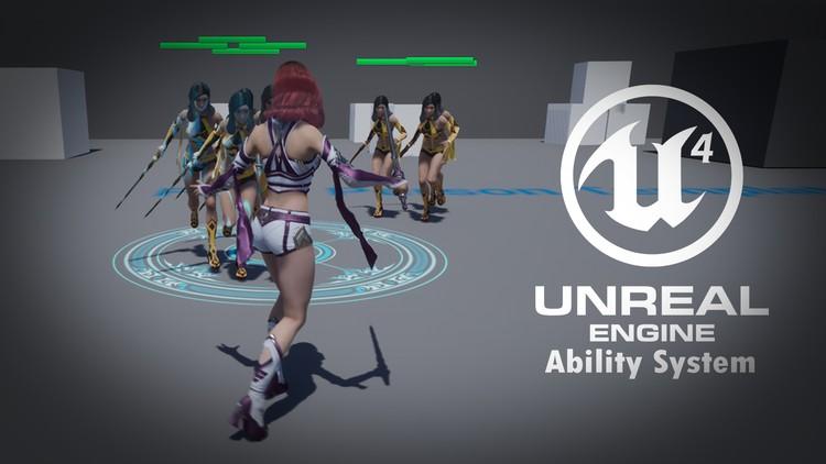 UE4 AbilitySystem 介绍