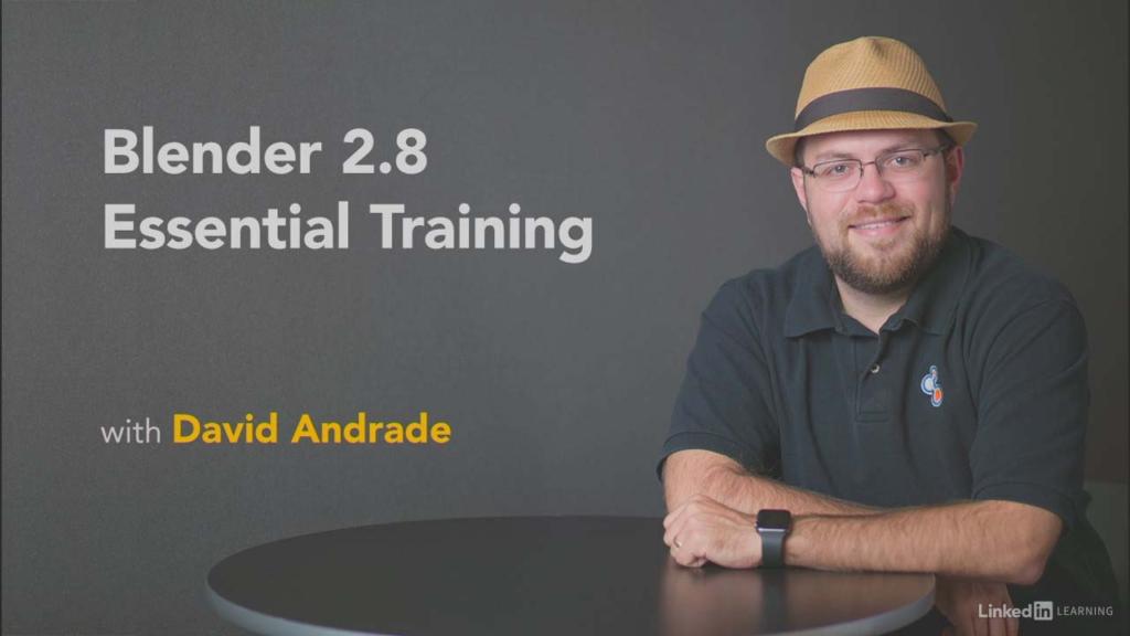Blender 2.8 基础教学