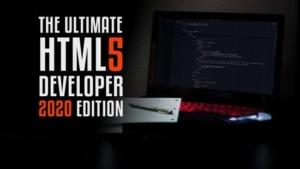 终极HTML开发者2020版