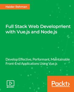 使用Vue.js和Node.js进行全栈Web开发
