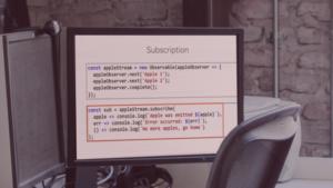 使用RxJS 实现 Angular 的 Reactive 编程