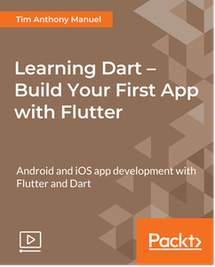 学习Dart,使用flutter构建您的第一个应用程序