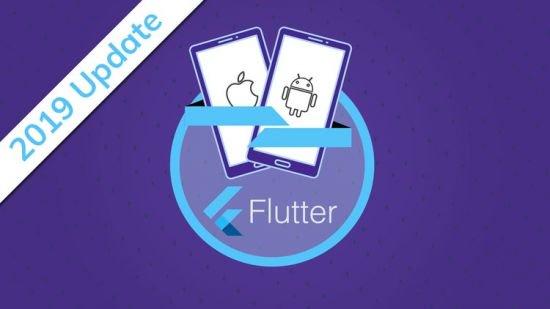 学习Flutter并构建原生Ios和安卓应用