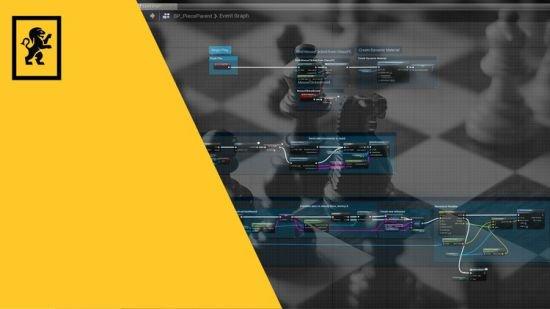 虚幻引擎4中基于蓝图的机械游戏设计