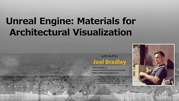 虚幻引擎:建筑可视化的材质篇