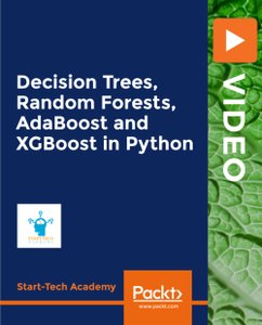 Python中的Decision Trees, Random Forests, AdaBoost 和 XGBoost