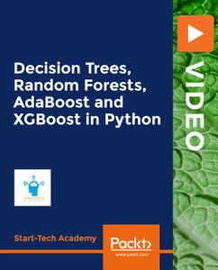 Python中的Decision Trees, Random Forests, AdaBoost 和 XGBoost