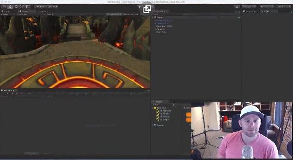 在Unity中发布电影和动画