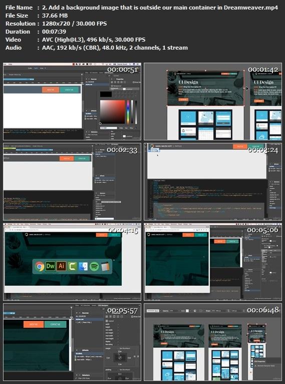 响应式网页设计HTML CSS–Dreamweaver CC