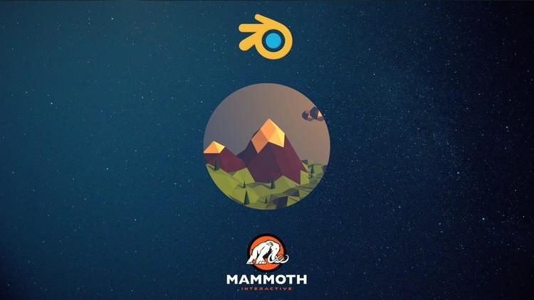 在30分钟内使用Unity和Blender中制作一个lowpoly秋季场景!