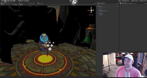用Unity制作骷髅对僵尸MOBA多人游戏