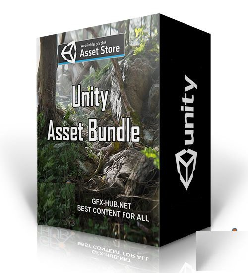Unity2019年9月资源包3